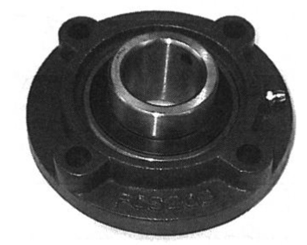 "UCFC206-18 Flange Cartridge Bearing Unit 1 1//8/"" inch Bore Mounted Bearings"